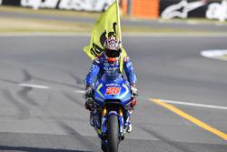 Tercero, Maverick Viñales, Team Suzuki Ecstar MotoGP