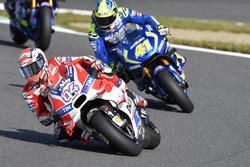 Андреа Довіціозо, Ducati Team, Алейш Еспаргаро, Team Suzuki Ecstar MotoGP