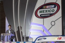 NASCAR-Fahrer Daniel Suárez
