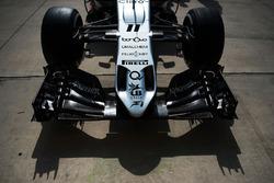 Sahara Force India F1 VJM09 front wing