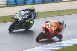 Валентино Росси, Yamaha Factory Racing, Марк Маркес, Repsol Honda Team