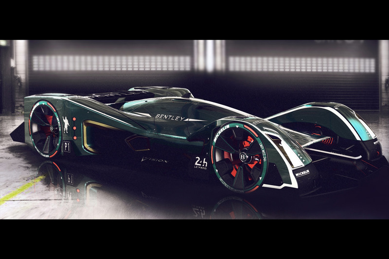 Bentley Speed X