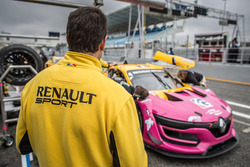 #4 Oregon Team Renault RS01: Andres Mendez, David Fumanelli