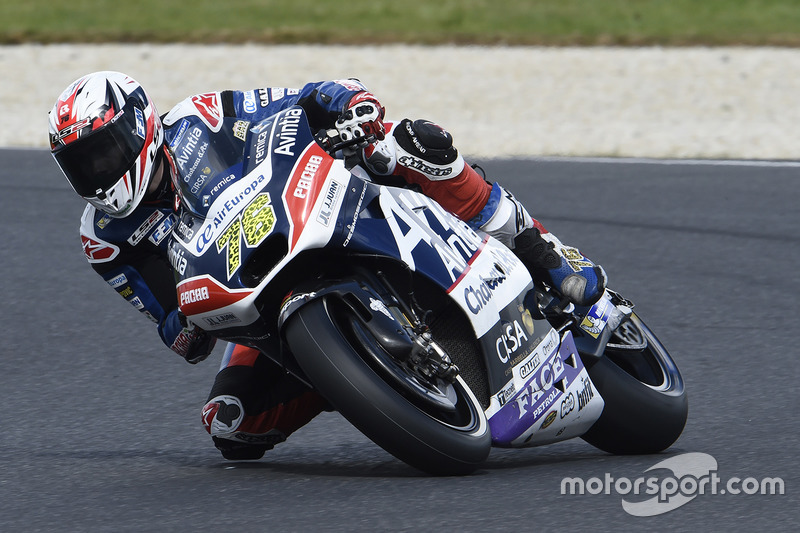 OUT: Loris Baz, Avintia Racing