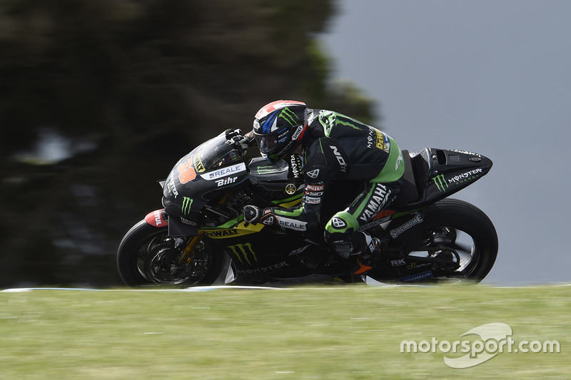 8. Bradley Smith, Monster Yamaha Tech 3