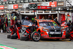 James Courtney, Jack Perkins, Holden Racing Team