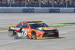 Motorschaden: Martin Truex Jr., Furniture Row Racing, Toyota