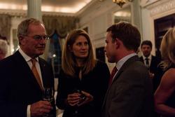 James King, Beth Mayer, Tom Hunt