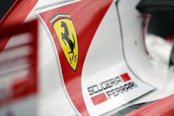 Ferrari SF16-H cofano motore