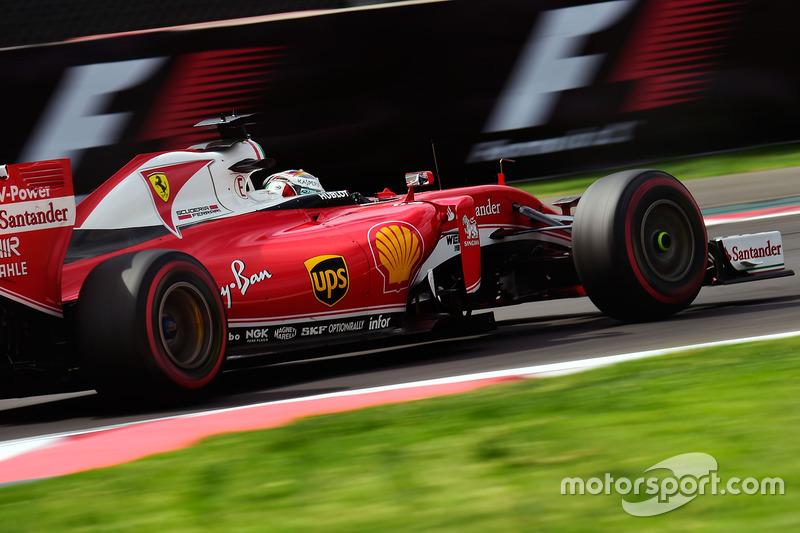 6. Кими Райкконен, Ferrari SF16-H