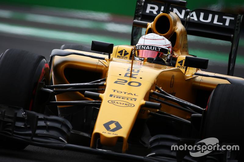 14. Кевин Магнуссен, Renault Sport F1 Team RS16