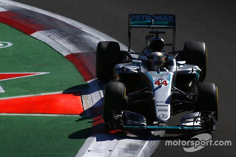 GP Meksiko 2016