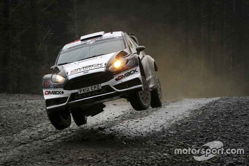 Отт Тянак, Райго Молдер, DMACK World Rally Team