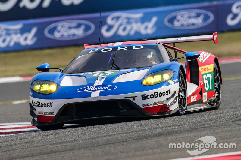 1. LMGTE-Pro: #67 Ford Chip Ganassi Racing Team UK, Ford GT
