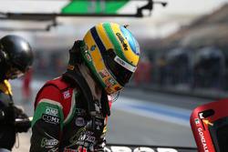 #43 RGR Sport by Morand Ligier JSP2 Nissan: Bruno Senna
