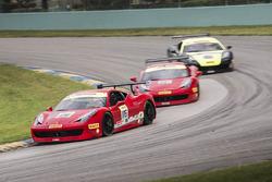 #176 Ferrari of Atlanta, Ferrari 458: Lance Cawley