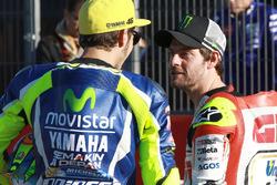 Валентино Россі, Yamaha Factory Racing, Кел Кратчлоу, Team LCR Honda