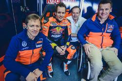 Mike Leitner, Mika Kallio, Red Bull KTM Factory Racing