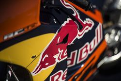 Bike of Mika Mika Kallio, Red Bull KTM Factory Racing
