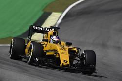 Sergey Sirotkin, pilote d'essais Renault Sport F1 Team RS16