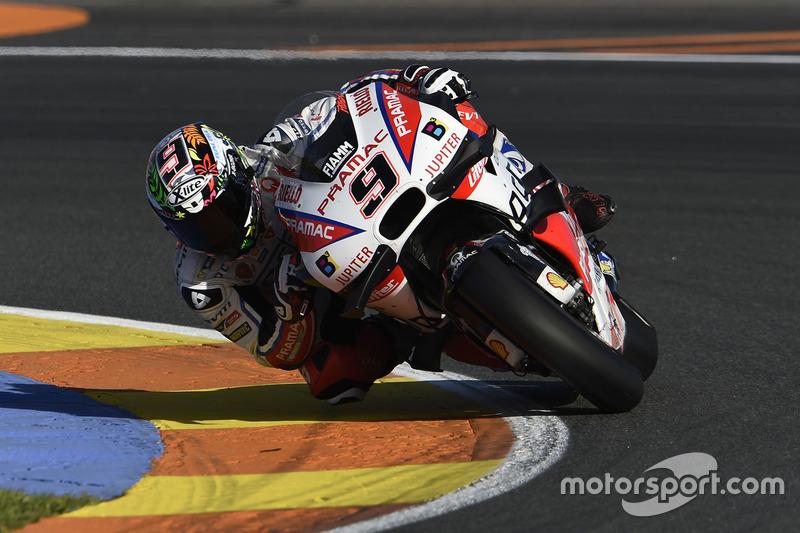 12: Даніло Петруччі, Pramac Racing