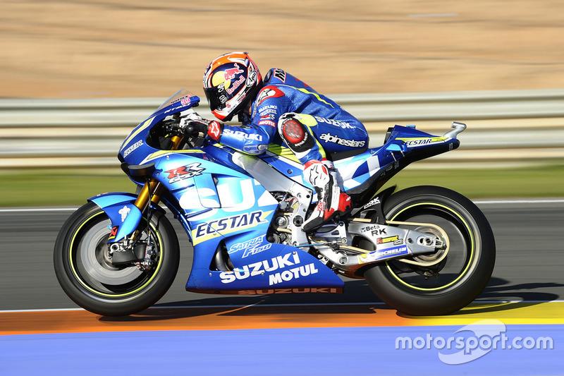 4: Маверік Віньялес, Team Suzuki Ecstar MotoGP