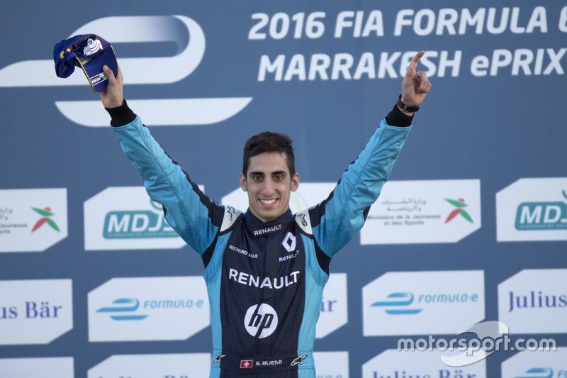 В Марокко Буэми добился второй победы подряд, хотя стартовал он с седьмого места