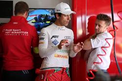 Lucas di Grassi, ABT Schaeffler Audi Sport; Allan McNish