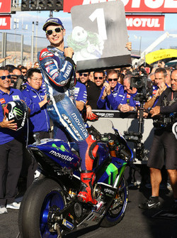 Winnaar Jorge Lorenzo, Yamaha Factory Racing