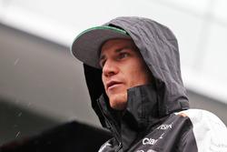 Fahrerparade: Nico Hülkenberg, Sahara Force India F1