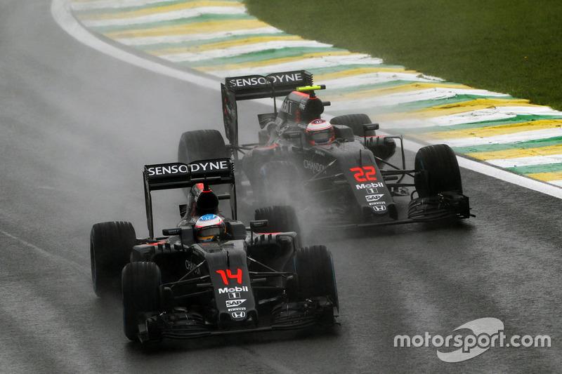 800e GP pour McLaren