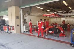 Pirelli 2017, test di novembre