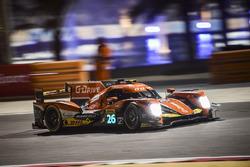 #26 G-Drive Racing Oreca 05 Nissan: Роман Русинов, Алекс Брандл, Рене Раст