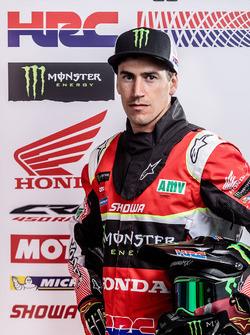 Хоан Барреда, Monster Energy Honda