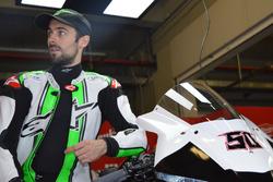 Eugene Laverty, Milwaukee Aprilia World Superbike Team