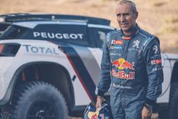 Peugeot presentatie rijders