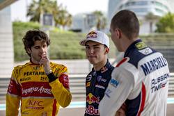 Antonio Giovinazzi, PREMA Racing, Pierre Gasly, PREMA Racing, Raffaele Marciello, RUSSIAN TIME