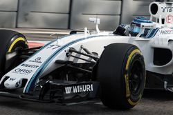 Валттери Боттас, Williams FW38