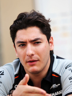 Alfonso Celis Jr., Sahara Force India F1 piloto de desarrollo