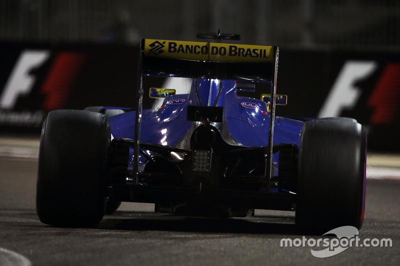 15. Marcus Ericsson, Sauber F1 Team C35