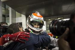 Переможець Мехді Беннані, Sébastien Loeb Racing, Citroën C-Elysée WTCC