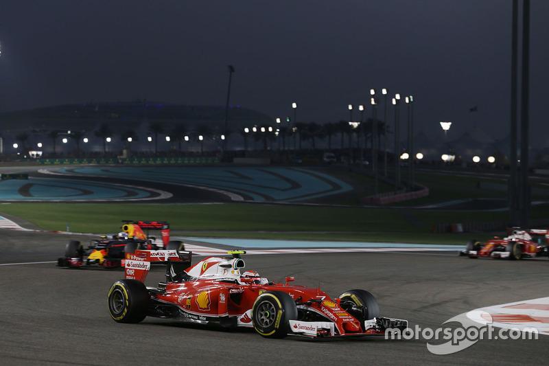 Ferrari: 23 очка