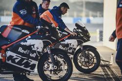Bikes of Red Bull KTM Factory Racing