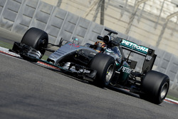 Pascal Wehrlein, Mercedes AMG F1 testing the new 2017 Pirelli tyres