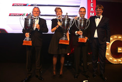 2016 Endurance Cup Pro-AM Cup equipos, Kessel Racing, 1er lugar, ISR, 2 º lugar, AF Corse, 3er lugar