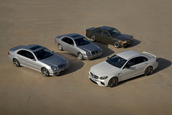 Mercedes E63 AMG 4Matic S, test
