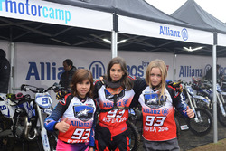 Participantes del Junior Motor Camp