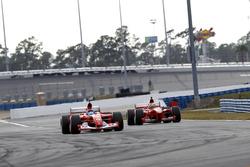 Ferrari F2001B ve Ferrari F399