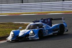 #25 Algarve Pro Racing, Ligier JS P2 Nissan: Michael Munemann, Andrea Roda, Andrea Pizzitola