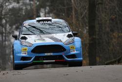 Luca Gelli, Giacomo Ciucci, Ford Fiesta